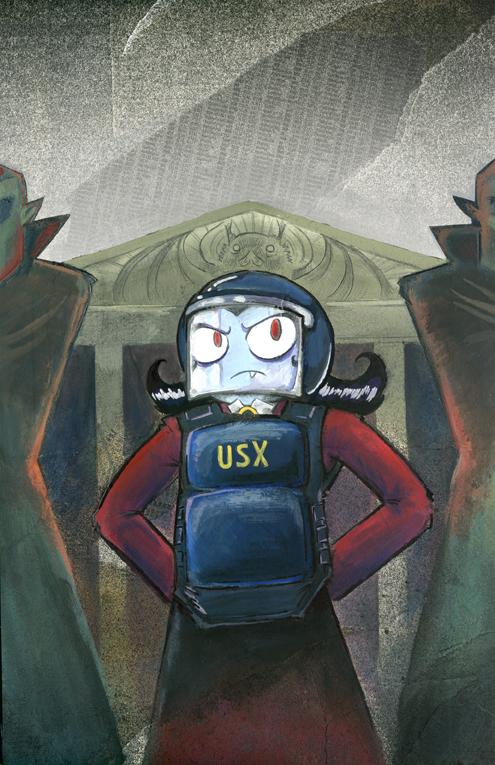 Underburbs 14 by Underburbs