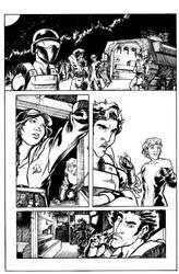 Atlas #1 Page 5 Inks