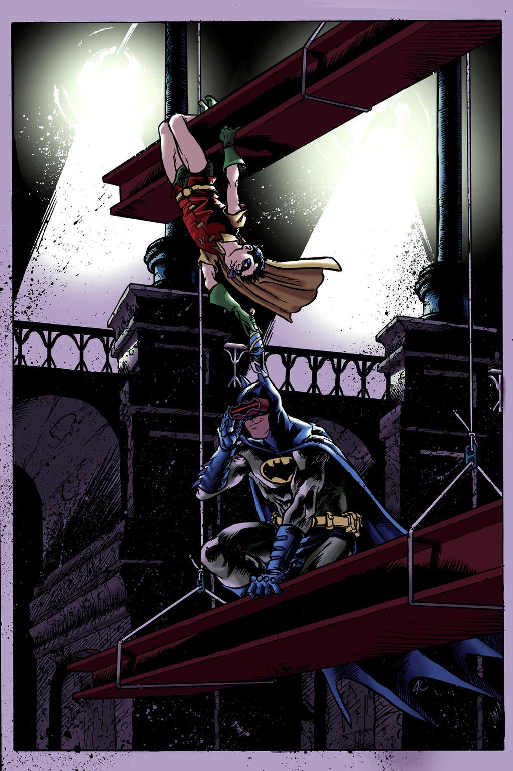Batman 75th Anniversary by jciolli