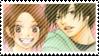 High School Debut Stamp by Kibby47