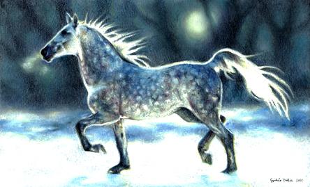 Winter Magic by ZsofiaGyuker