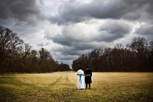 Eugene Onegin and Tatiana by Auris-Lothol