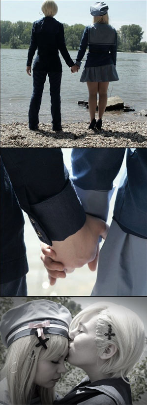 Together we stand, divided we fall - Hetalia by Auris-Lothol