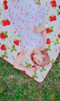 Living the strawberry life