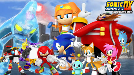 Sonic Adventure DX: Director's Cut WALLPAPER