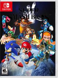 Super Smash Bros. for Nintendo Switch (V.2)
