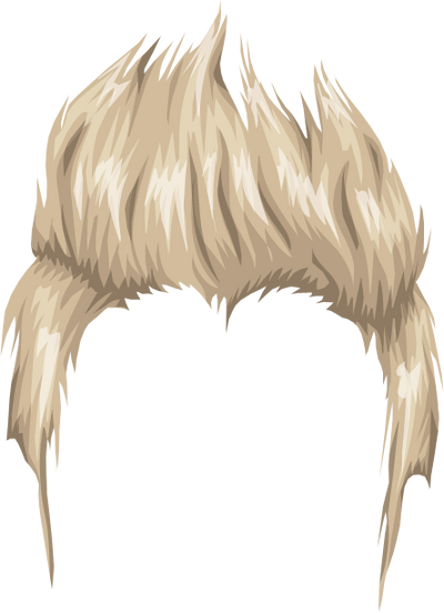 hair png - photo #25