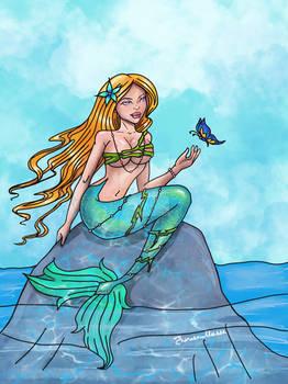 Mermaid for Mermay #2