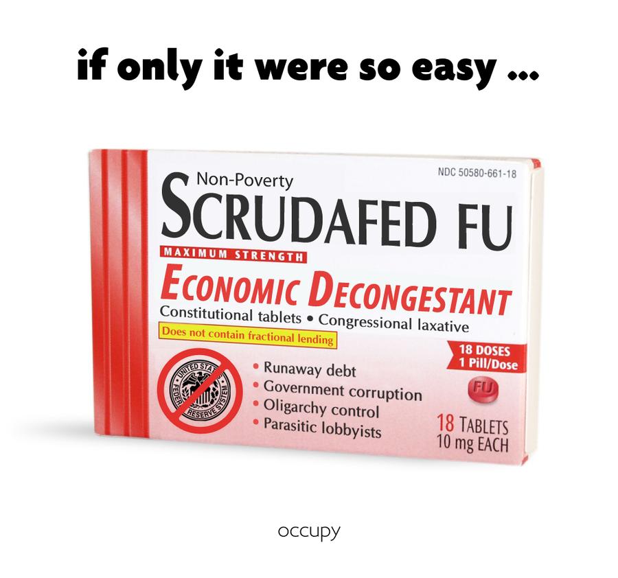 Scrudafed FU by gonzoville