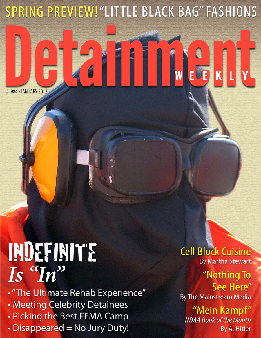Detainment Weekly by gonzoville
