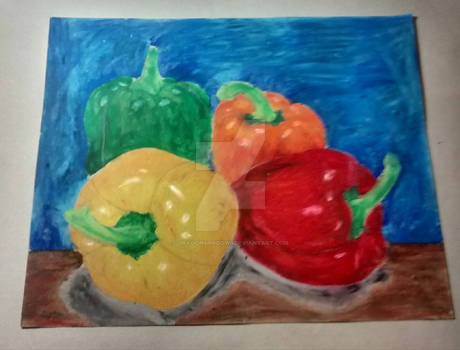 Peppers Still Life