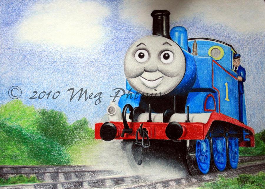 Thomas The Tank Engine By Mphoenix169 On Deviantart