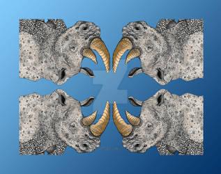 Rhino Totem Variant