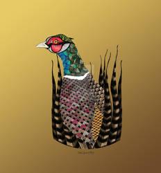 Pheasant Totem