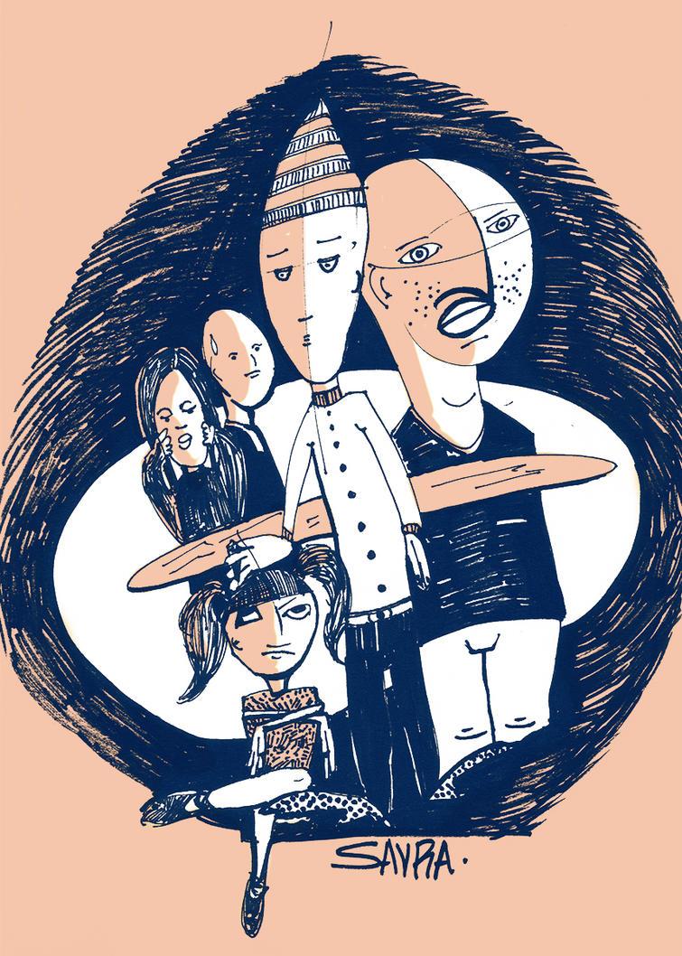 The Crew by SofiaAvramidou