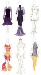 Fashion Design Compilation 2
