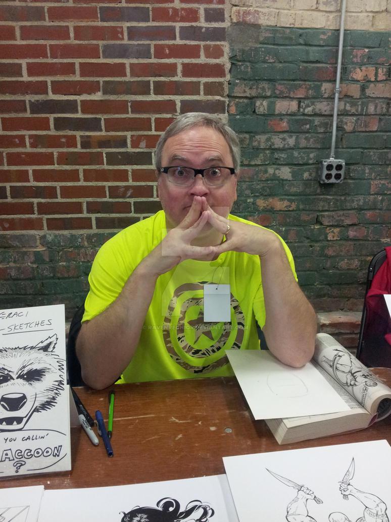 Local Comic Con01 by RavenRechior