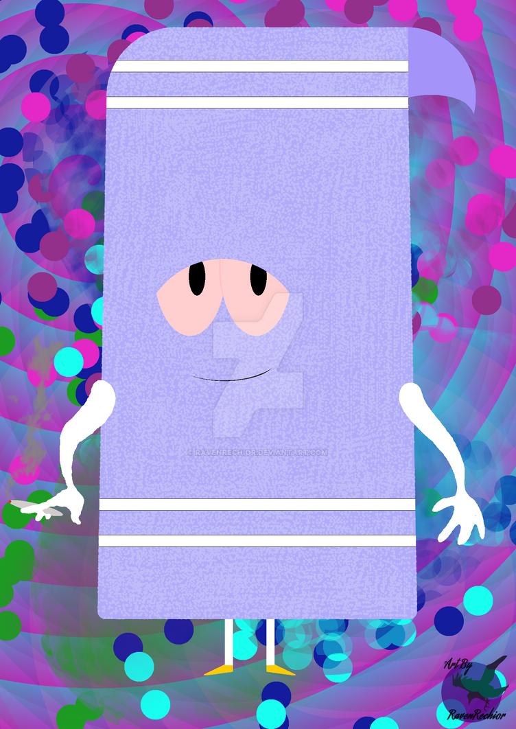 Towelie! by RavenRechior