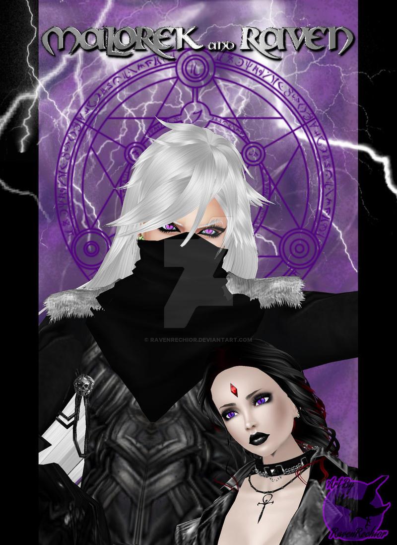 Malorek and Me by RavenRechior