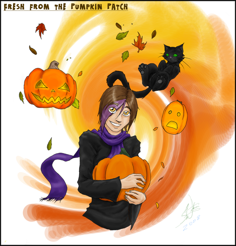 From the Pumpkin Patch by Absolute-Sero