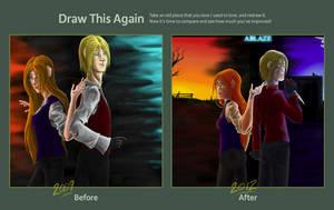 Draw this Again: ABLAZE by Absolute-Sero
