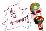 Peppermint purloiner