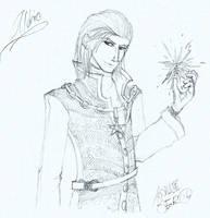 Aldric Connivan (sketch) by Absolute-Sero