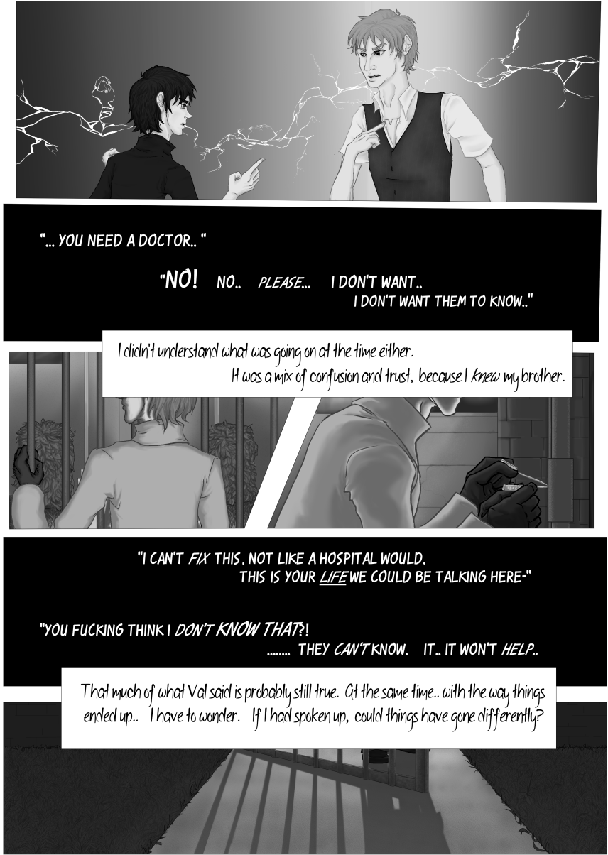 Dark's Watch - PROL-1 by Absolute-Sero