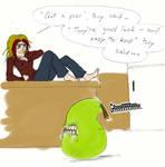 Attack Pear