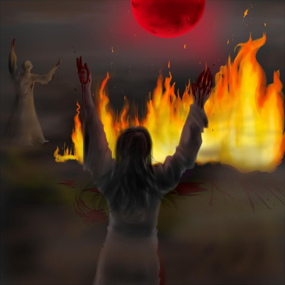 Speedpaint - coven by Absolute-Sero