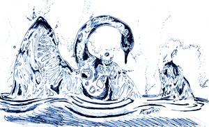 Phoenix of WATER by Absolute-Sero