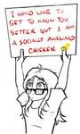 Chicken by Absolute-Sero