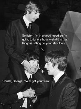 Shush, George