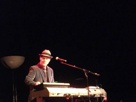 Thomas Dolby- April 6th, 2012.