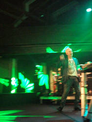 Howard Jones-June 26th, 2012-First outfit