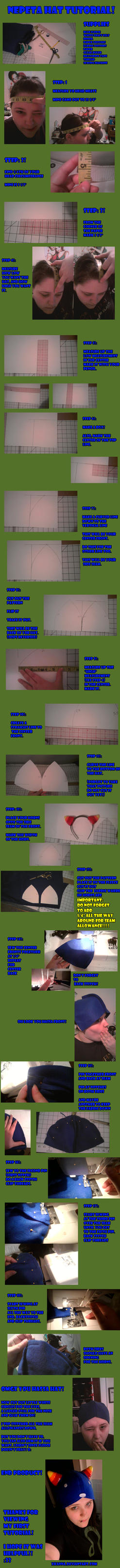 Nepeta Hat Tutorial by xKanna