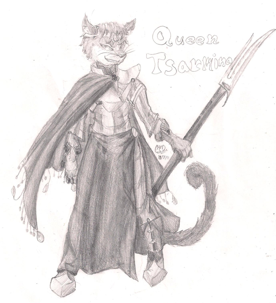 Tsarmina The Queen Of Kotir By There-She-Is-Fan On DeviantArt
