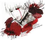 Kaneki Ken- Scattered in Red: Tokyo ghoul