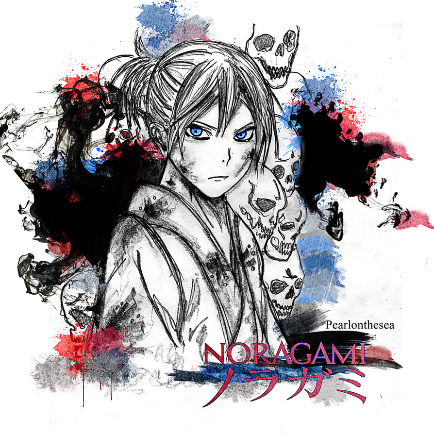 Noragami Eyes To Kill Yato Calamity By Pearlonthesea
