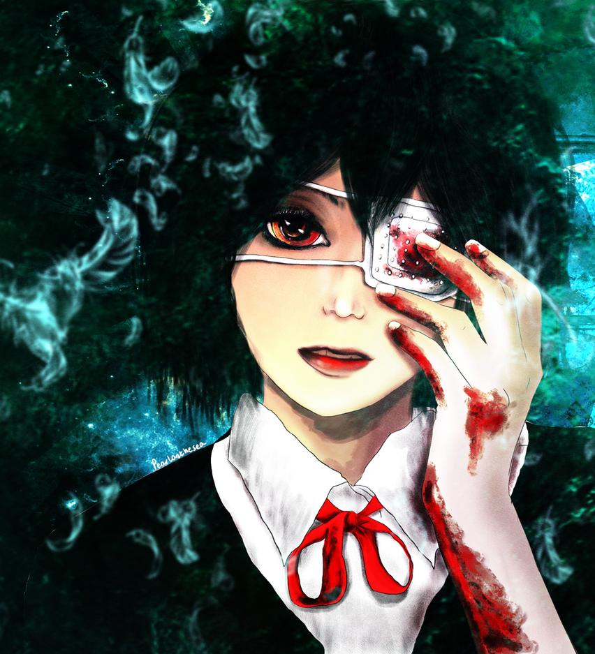 Misaki Mei - Another by Pearlonthesea