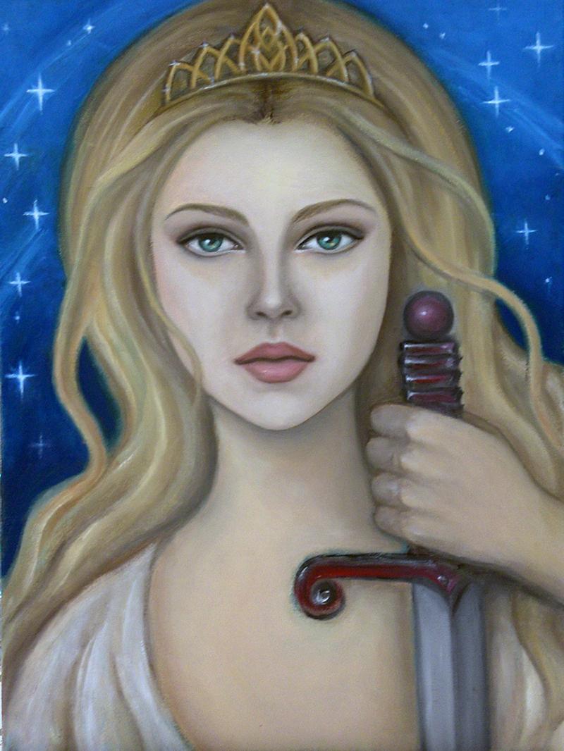 Princess Hevonie by Hevonie