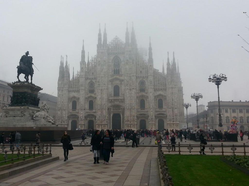Duomo, Milano by Hevonie