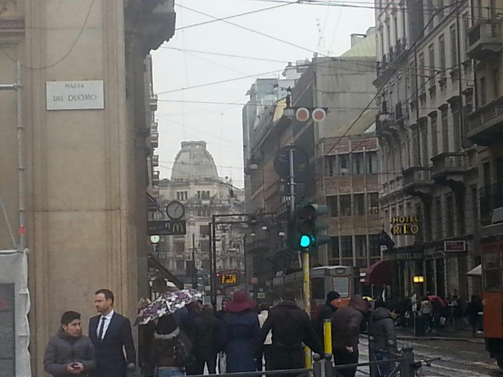 Via Mazzini, Milano by Hevonie