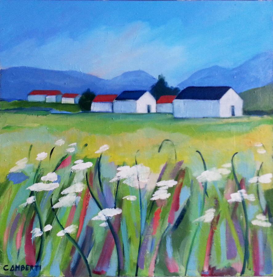 Flowery field by PaolaCamberti