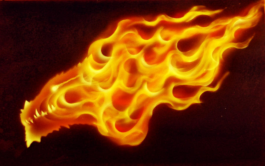 dragon flame by Philby70 on DeviantArtFire Flames Dragon