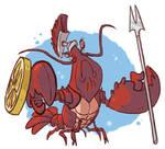 Seafood Knight