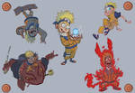 Naruto Part One by Morpheus306