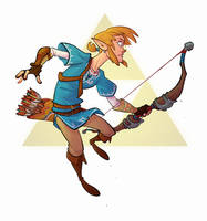Legend of Link by Morpheus306