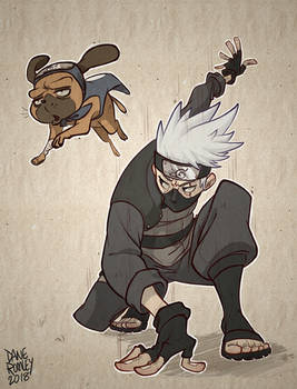The 6th Hokage Morf style