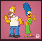 Simpsons my way